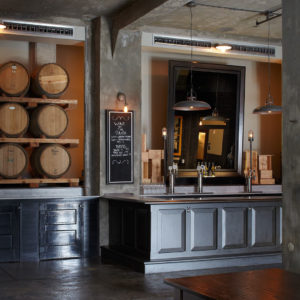 Barrel Room Bar