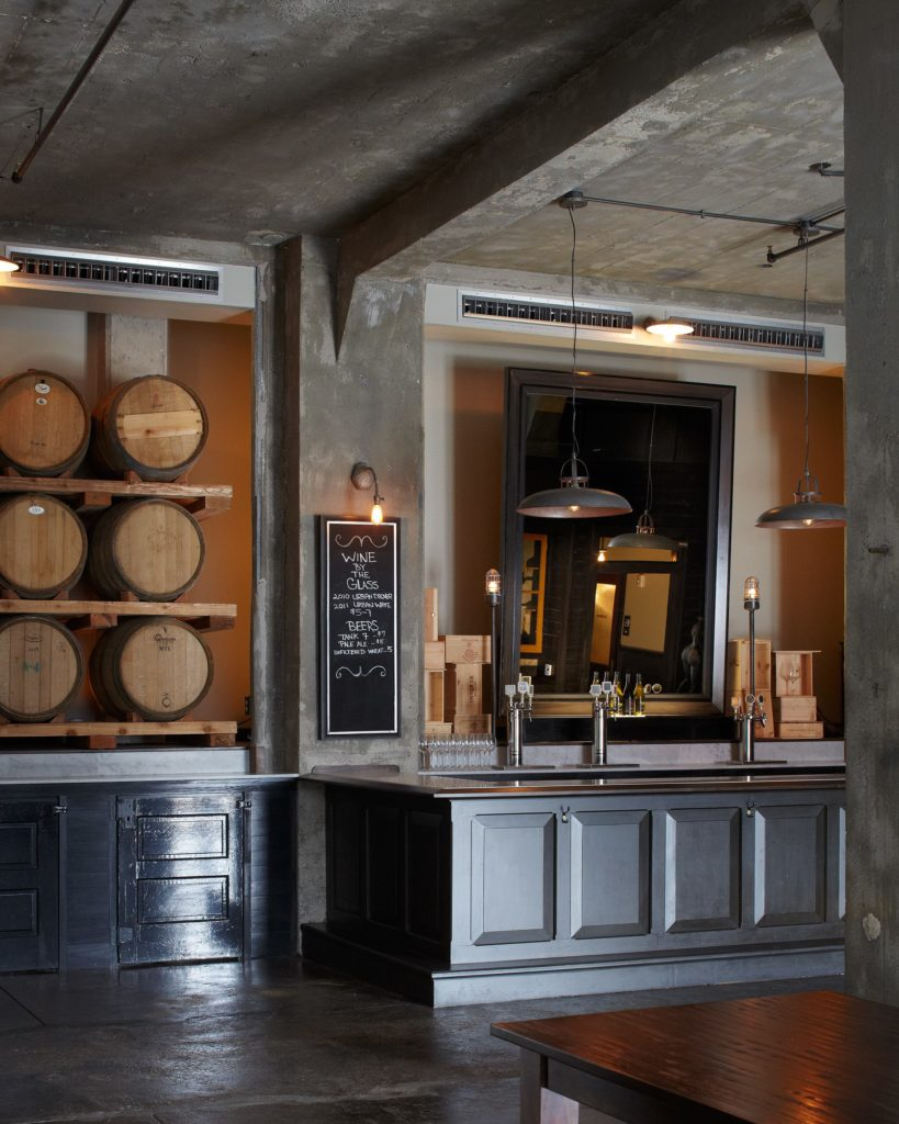 Barrel Room Bar